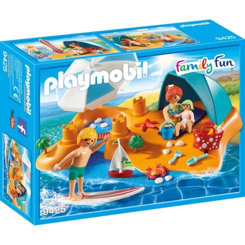 Playmobil 9425 Strandoló család