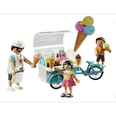 Playmobil 9426 Fagyiárus