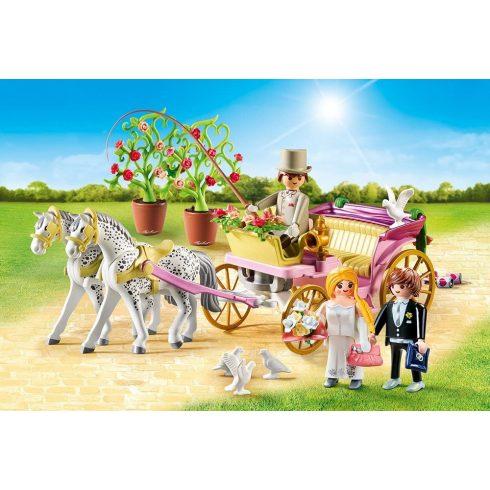 Playmobil 9427 Esküvői hintó