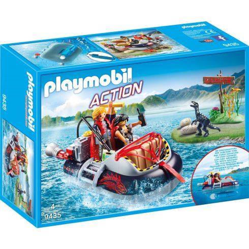 Playmobil 9435 Légpárnás csónak víz alatti motorral