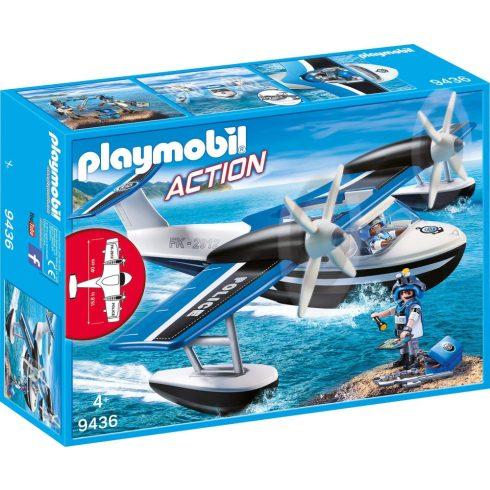 Playmobil 9436 Rendőrségi hidroplán