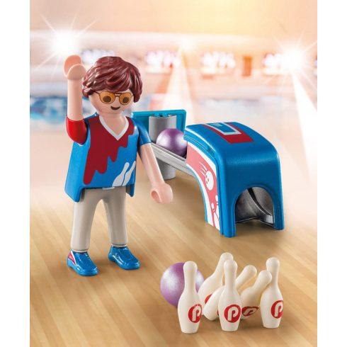 Playmobil 9440 Bowling játékos