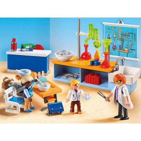 Playmobil 9456 Kémiaterem