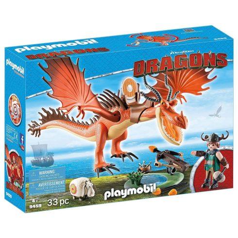 Playmobil 9459 Takonypóc és Kampó
