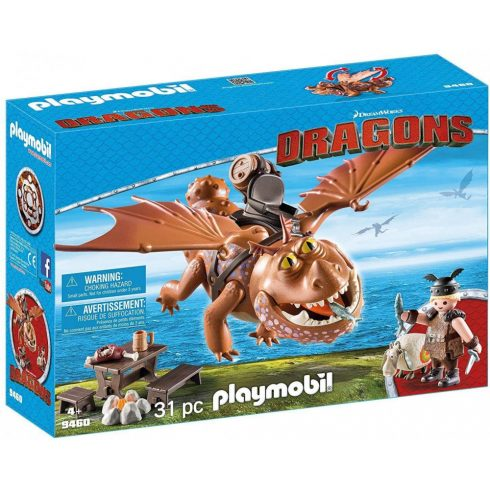 Playmobil 9460 Halvér és Bütyök