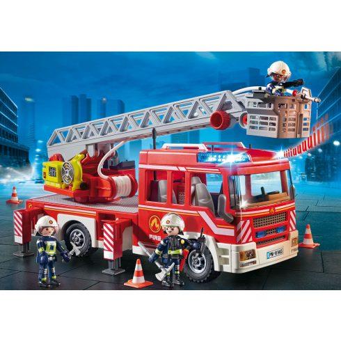 Playmobil 9463 Létrás tűzoltóautó