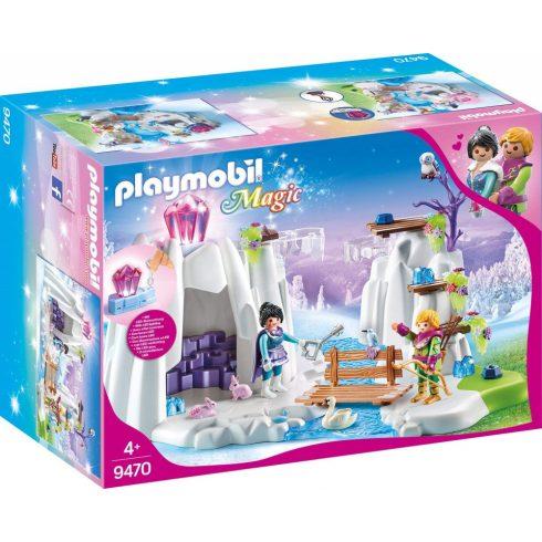 Playmobil 9470 Jéghercegnő és Tavaszherceg találkája