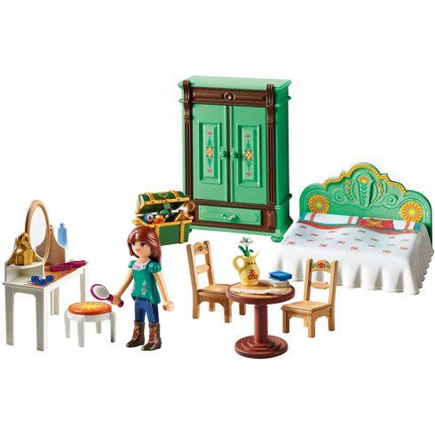 Playmobil 9476 Spirit - Lucky hálószobája