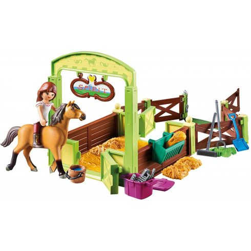 Playmobil 9478 Lucky & Spirit
