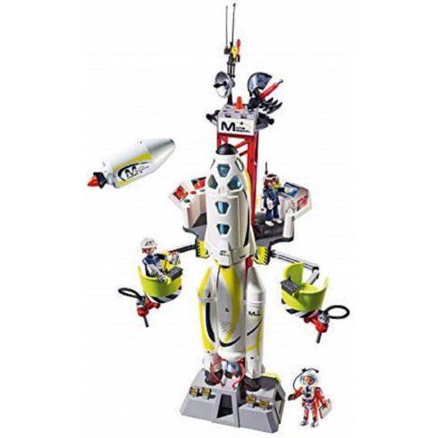 Playmobil 9488 Rakétakilövő állomás