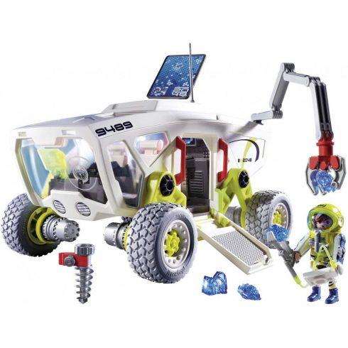Playmobil 9489 Felderítő jármű