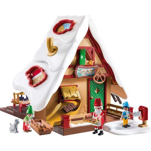 Playmobil 9493 Karácsony - Karácsonyi sütigyár
