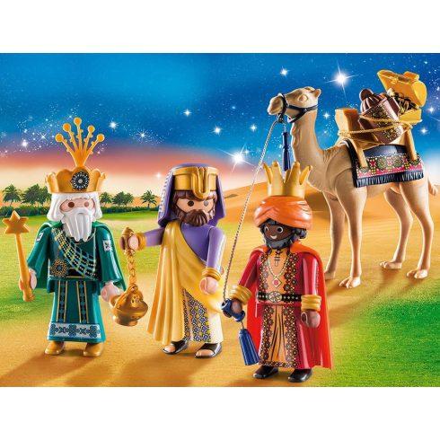 Playmobil 9497 Karácsony - Három Napkeleti bölcs