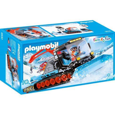 Playmobil 9500 Lánctalpas hókotró