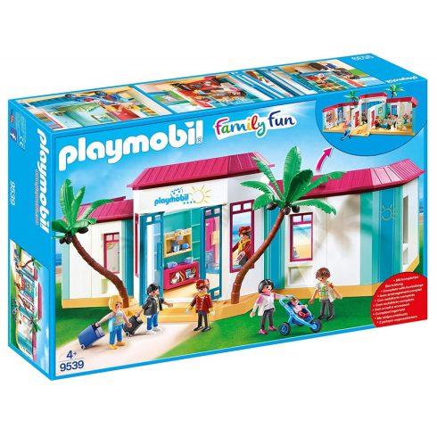 Playmobil 9539 Szálloda