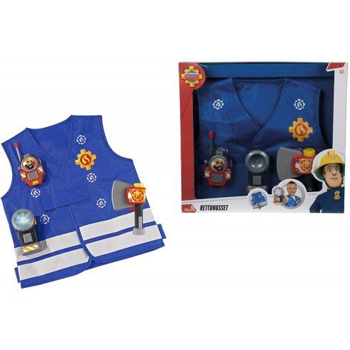 Simba Toys Sam, a tűzoltó - Mentőfelszerelés (109250745038)