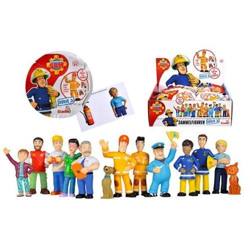 Simba Toys Sam, a tűzoltó - Zsákbamacska figurák 2. sorozat (109251042)