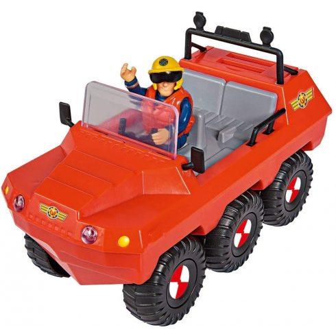 Simba Toys Sam, a tűzoltó - Hydrus kétéltű jármű Sam figurával (109251051038)