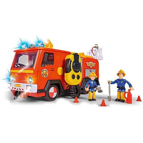 Simba Toys Sam, a tűzoltó - Ultimate Jupiter tűzoltóautó (109251085038)