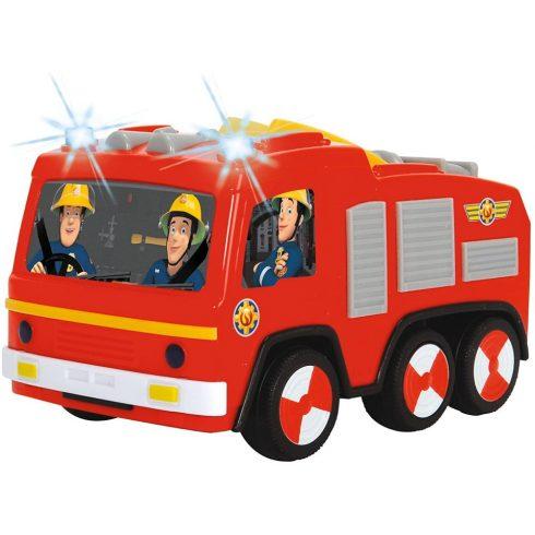 Dickie Toys Sam, a tűzoltó - Jupiter tűzoltóautó zuhanásérzékelővel (203092000038)