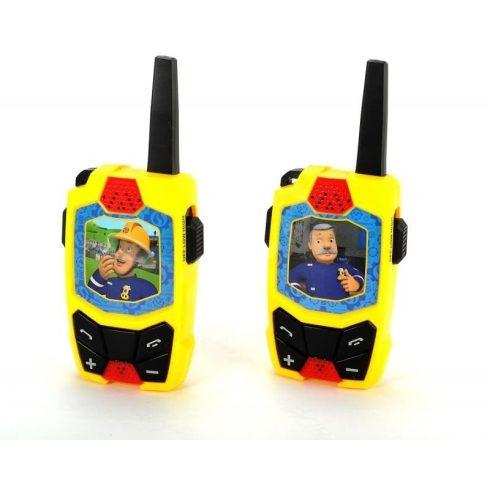 Dickie Toys Sam, a tűzoltó - Walkie Talkie szett (203092001038)