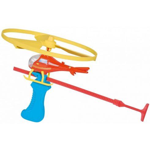 Simba Toys Sam, a tűzoltó - Wallaby mentőhelikopter kilövővel (109252127038)