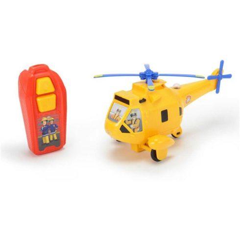 Dickie Toys Sam, a tűzoltó - IRC Wallaby 2 távirányítós helikopter (203093004038)