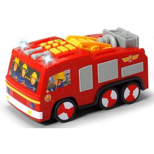 Dickie Toys Sam, a tűzoltó - Jupiter tűzoltóautó programozható funkciókkal (203096001038)