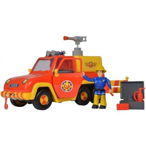 Simba Toys Sam, a tűzoltó - Venus tűzoltóautó Elvis figurával (109257656038)