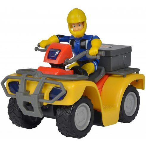 Simba Toys Sam, a tűzoltó - Mercury quad Sam figurával (109257657038)