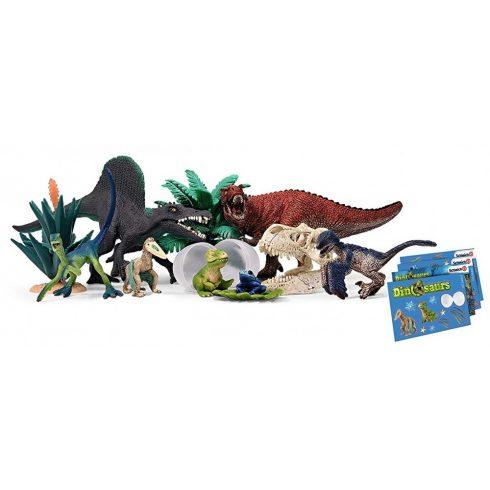 Schleich 97982 Adventi Kalendárium - Dinoszauruszok