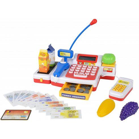 Simba Toys - Játék pénztárgép mikrofonnal (104525700)