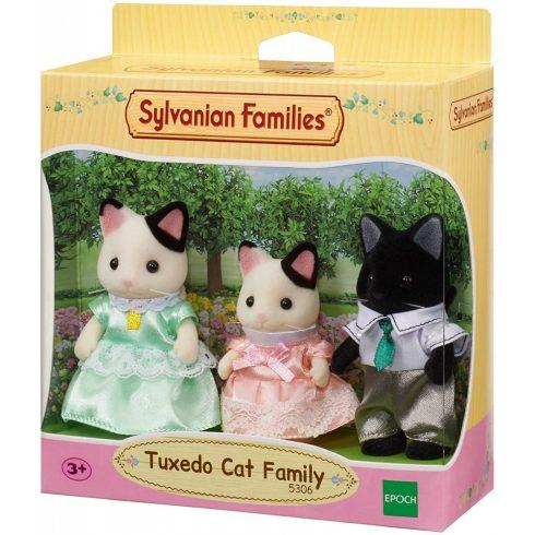 Epoch - Sylvanian Families 5306 Foltos cica család