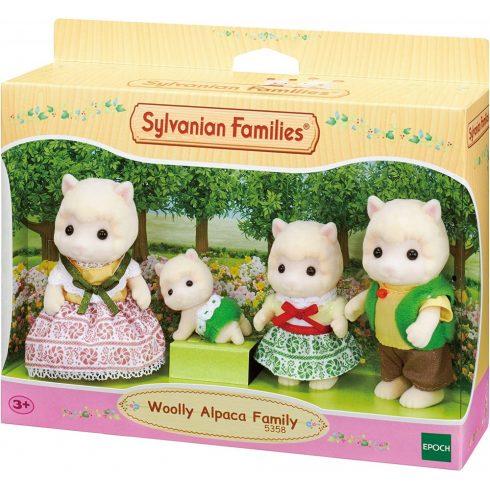 Epoch - Sylvanian Families 5358 Alpaka család