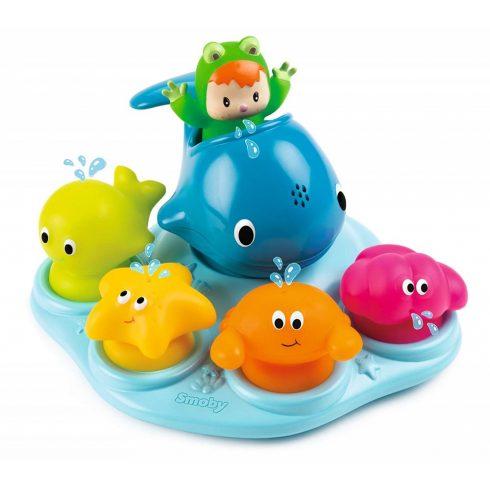 Smoby Cotoons 110608 Halacskás fürdőjáték