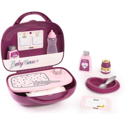 Smoby 220341 Baby Nurse orvosi koffer játékbabáknak