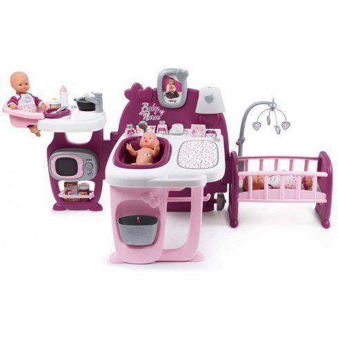 Smoby 220349 Baby Nurse nagy babacenter játékbabáknak