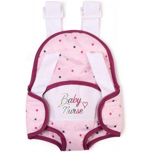 Smoby 220351 Baby Nurse babahordozó játékbabáknak