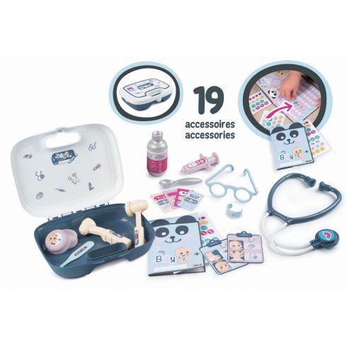 Smoby 240301 Baby Care játék orvosi koffer
