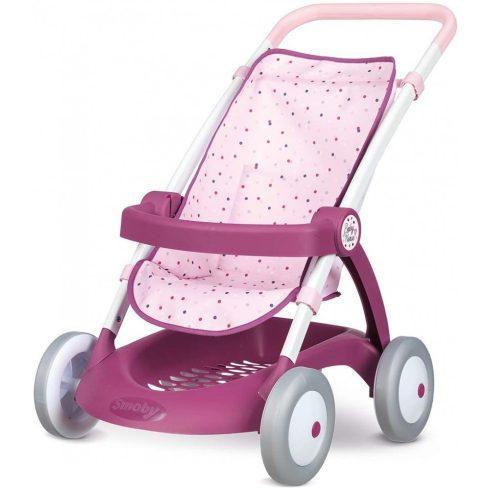 Smoby 254003 Baby Nurse babakocsi játékbabáknak