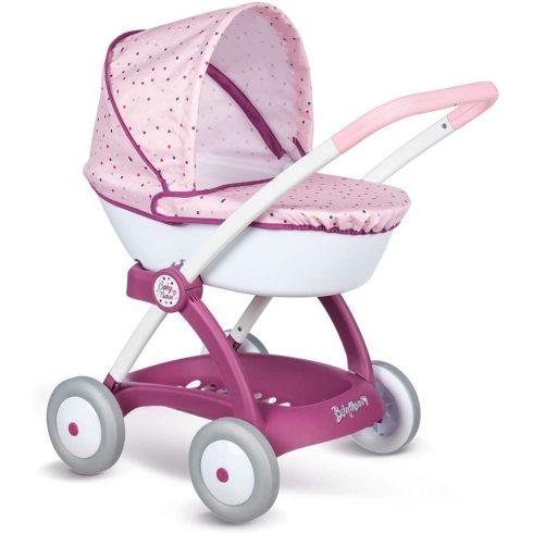 Smoby 254103 Baby Nurse babakocsi játékbabáknak