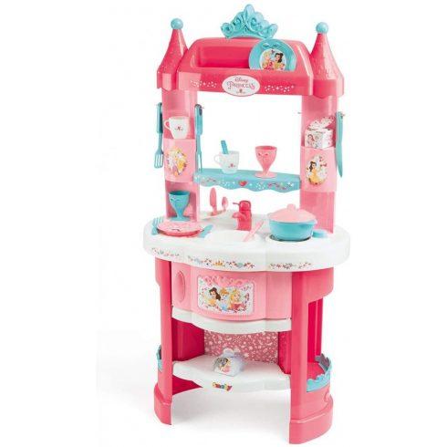Smoby 311700 Disney Princess hercegnős játékkonyha