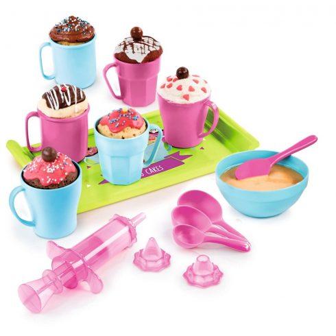 Smoby Chef 312101 Cupcake sütikészítő szett