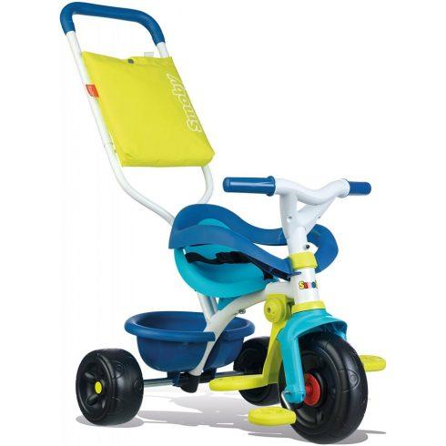 Smoby 740405 Be Fun Comfort pedálos tricikli - kék