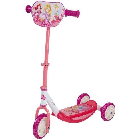 Smoby 750153 Disney Hercegnők háromkerekű gyerek roller
