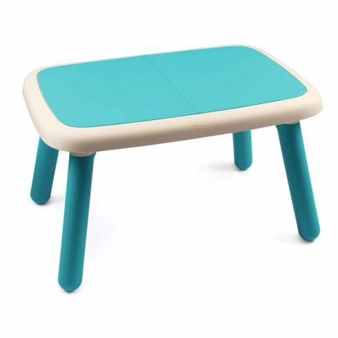 Smoby 880400 Műanyag asztal gyerekeknek - kék