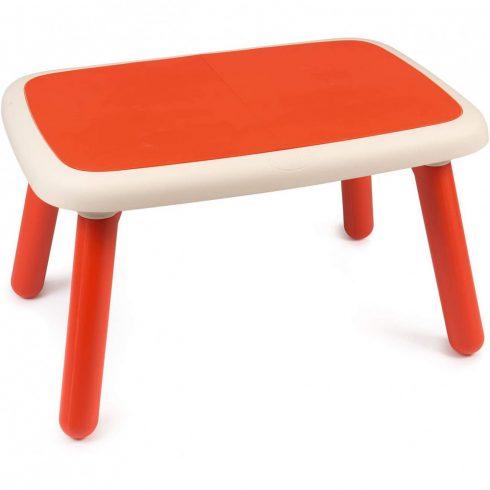 Smoby 880400 Műanyag asztal gyerekeknek - piros