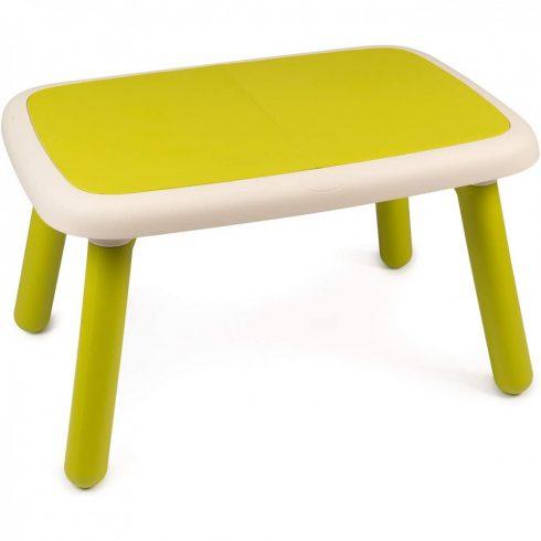 Smoby 880400 Műanyag asztal gyerekeknek - zöld