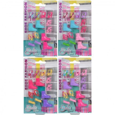 Simba Toys Steffi Love - Divat cipők kiegészítő csomag (104660832)