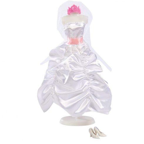 Simba Toys Steffi Love - Szatén szoknyás esküvői ruha (105721167)